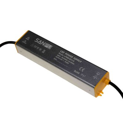 Waterproof 24 Volt DC 60W LED Driver