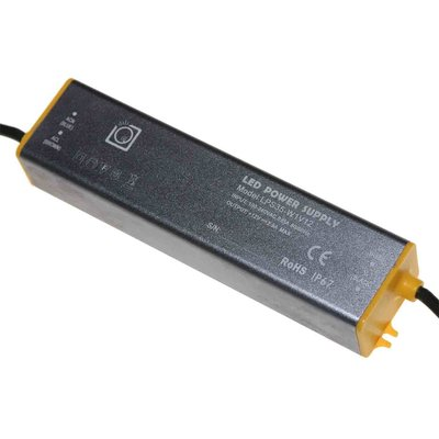 Waterproof 24 Volt DC 40W LED Driver