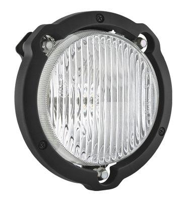 Rally Lamp Fog Lamp With Frame Ø122mm + Xenon Bulb