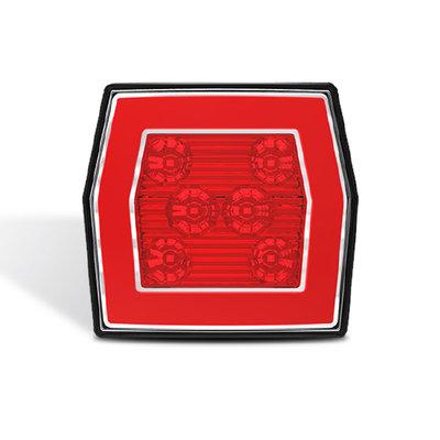 Fristom LED Fog Light 5-polig Bajonet