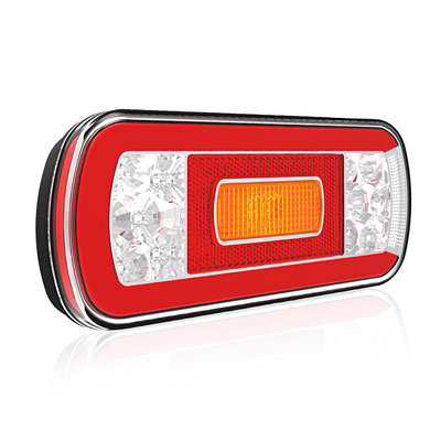 Fristom LED Rear Lamps 6 Functions + Fog Lamp