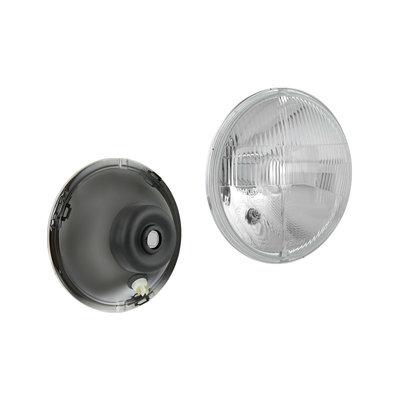 Headlight Built-in Round Ø178mm H4
