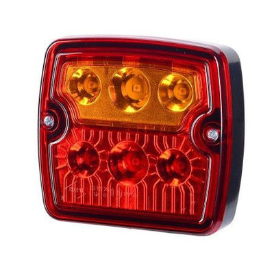 Horpol LED Rear Lamp Square 5P LZD 2102