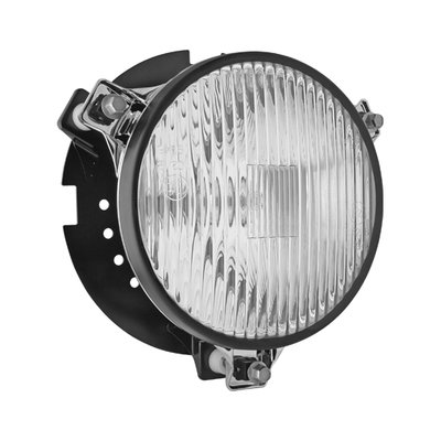 Rally Lamp Fog light Ø150mm + Halogen Bulb