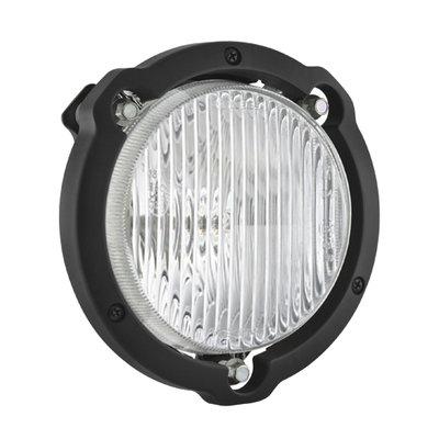 Rally Lamp Fog Lamp With Frame Ø122mm + Halogen Bulb