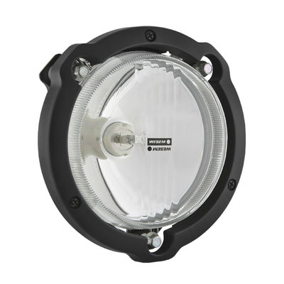 Rally Lamp Driving light With Frame Ø122mm + Halogen Bulb