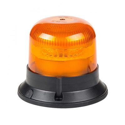 Horpol LED Flashing Light Surface Mounting Orange LDO-2660