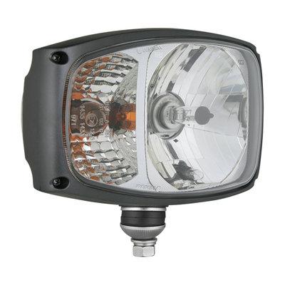 RGV1B Headlamp Right with direction indicator 12V