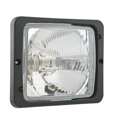 Wesem Headlight Built-In 172x142 + Frame
