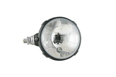 Headlamp, H4, Ø161x112 Left