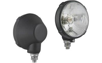 Headlamp H4 Ø161x112
