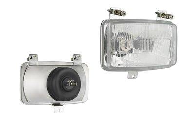 Headlamp H4 156x93x86 Including 12V Lampjes
