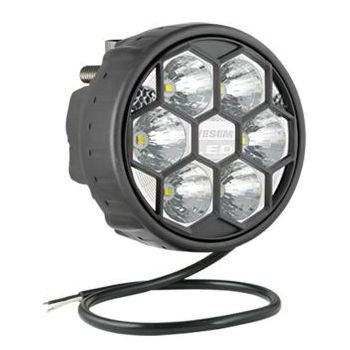 LED Worklight Spotlight 1500LM + Cable + Rear mount