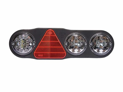 Led Rear Lamp 4 Functions + Reversing Light Right