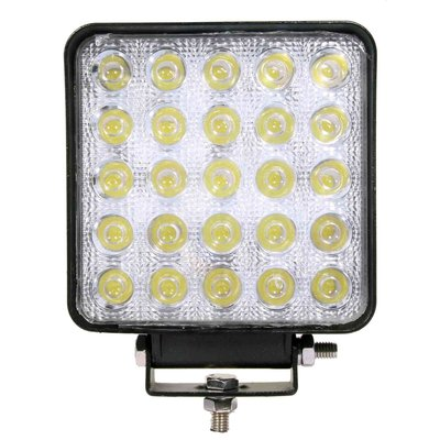 75W LED Work Light Square Basic