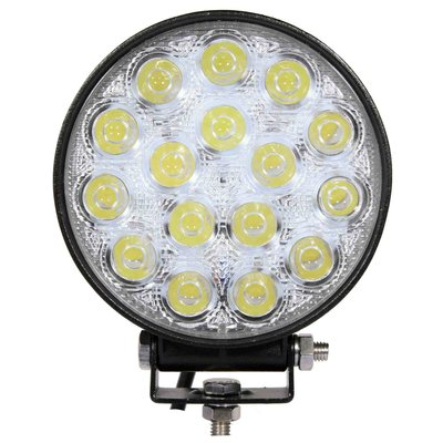 48W LED Work Light Round Basic