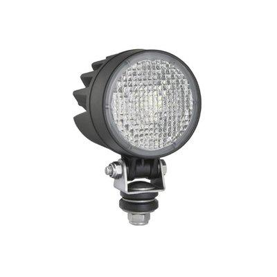 LED Work Light Round 800LM + Deutsch-DT