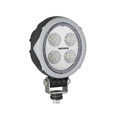 LED Work Light Oval CRV2-FF 1500LM + Deutsch-DT