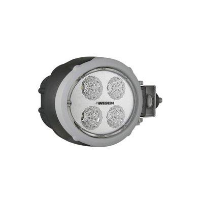 LED Work Light CRV2-FF 1500LM Side Mount + Deutsch-DT