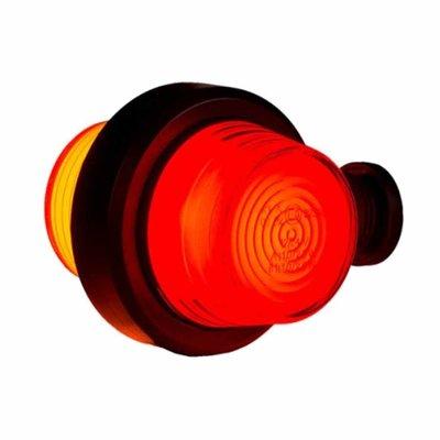 Horpol LED Stalk Marker Lamp Amber-Red 12-24V NEON-look Universal LD 2627
