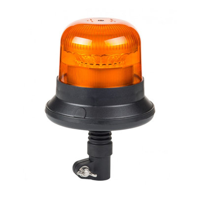 Horpol LED Flashing Light Spigot Orange LDO-2661