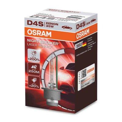 Osram D4S Xenon Light 35W Night Breaker Laser P32d-5