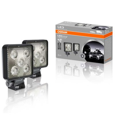 Osram LED Worklight Cube VX70-WD 2 Pieces