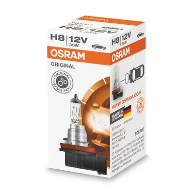 Osram H8 12V Halogen lamp PGJ19-1 Original Line