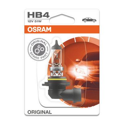 Osram HB4 Halogen Lamp 12V P22d Original Line