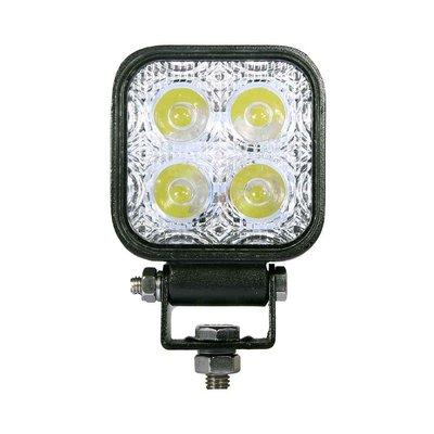 12W LED Work Light Square Basic
