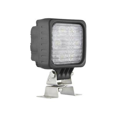 LED Worklight 12-48V Floodlight 2000LM + Cable