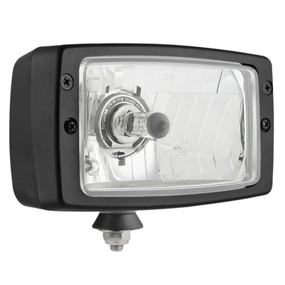 Headlamp, H4, 184x102x108, IP55