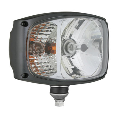 RGV1B Headlamp Right with direction indicator 24V