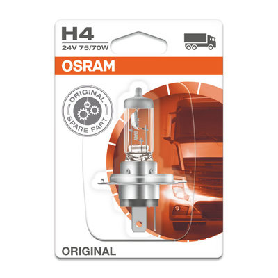 Osram Halogen lamp 24V Original Line H4, P43t