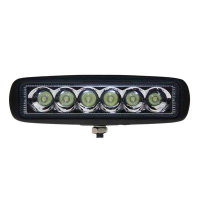 18W LED Work Light Rectangle Spot Basic