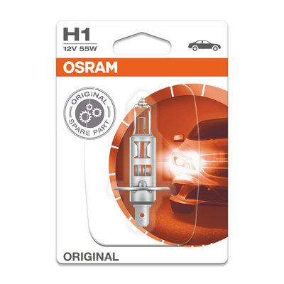 Osram Halogen Lamp 12V Original Line H1 P14.5s