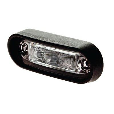 Led Number Plate Lamp Rubber Bezel 12V