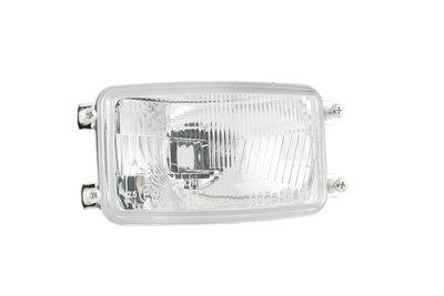 Headlamp H4 156x93x86 4-bolt Mounting