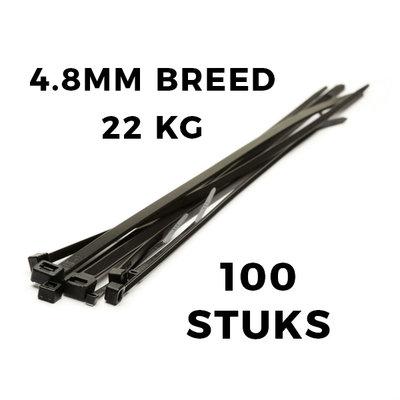 Cable Tie 120x4,8  100 pieces