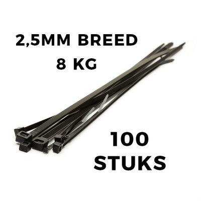 Cable Tie 160x2,5  100 pieces