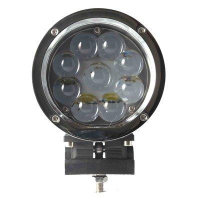 45W LED Driving Light Chrome