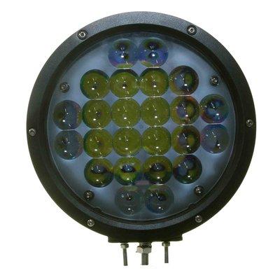 120W LED Spot Light Black
