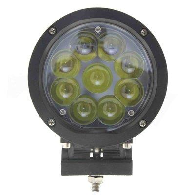 45W LED Spot Light Black