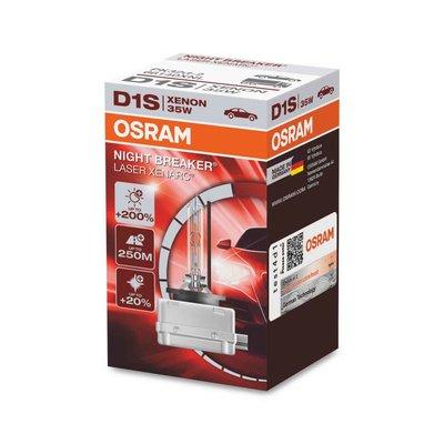 Osram D1S Xenon Light 35W Night Breaker Laser PK32d-2
