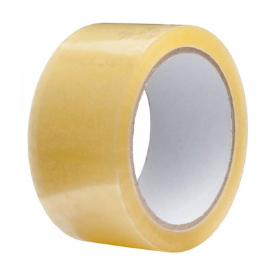 Packing Tape 66 Meter Clear
