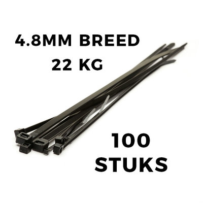 Cable Tie 200x4,8  100 pieces
