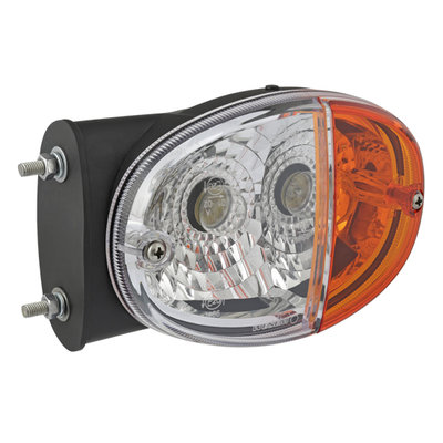 Multifunctional Direction Indicator Side-Mount Front