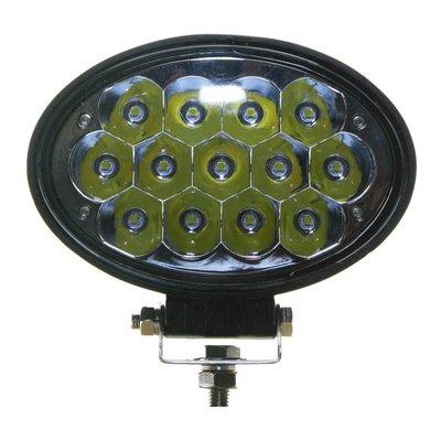 65W LED Work Light 20º 5850LM Oval