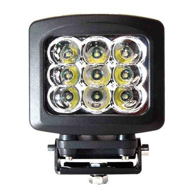 90W LED Work Light Spot 10° 9000LM