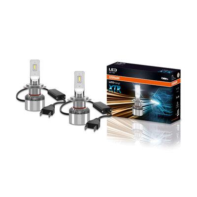 Osram H7 XTR LED Headlamp 12V P43t Pair 12V